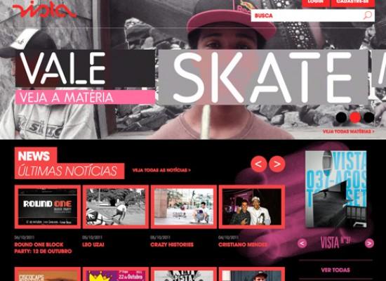 Vista Skateboard